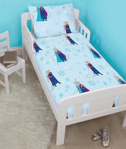 Frozen - Frost sengetøj - junior sengetøj