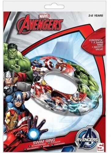 Marvel Avengers badering
