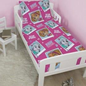 Paw Patrol Stars sengetøj