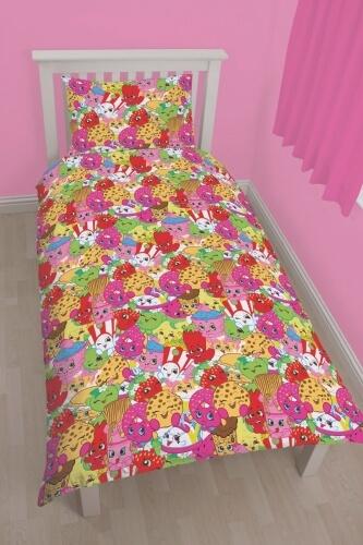 Shopkins sengetøj