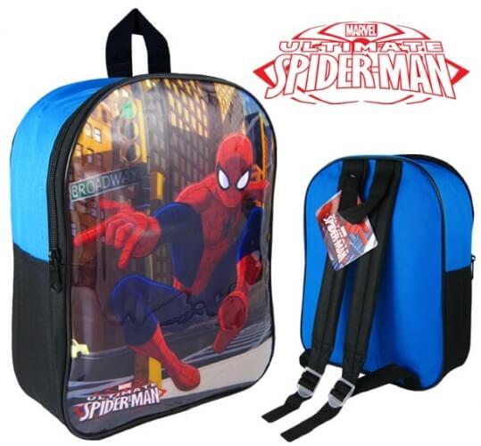 Spiderman taske - rygsæk