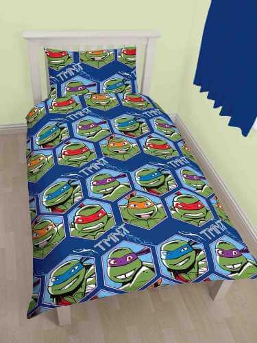 Ninja Turtles sengetøj