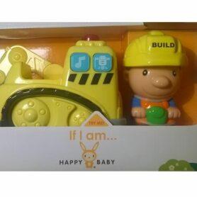 Biler til børn - Gravko - legetøjsbil baby