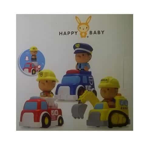 Biler til børn - baby legetøjsbiler