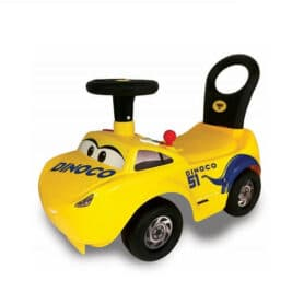 Kiddieland - Cars 3 Cruz Ramirez - Gåbil