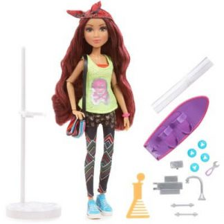MC2 Core Doll With Experiment - Camryn's Skateboard