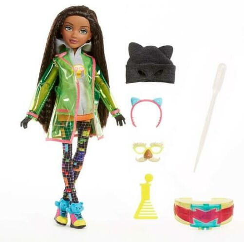 Project Mc2 Core Doll with Experiment- Bryden's Bracelet