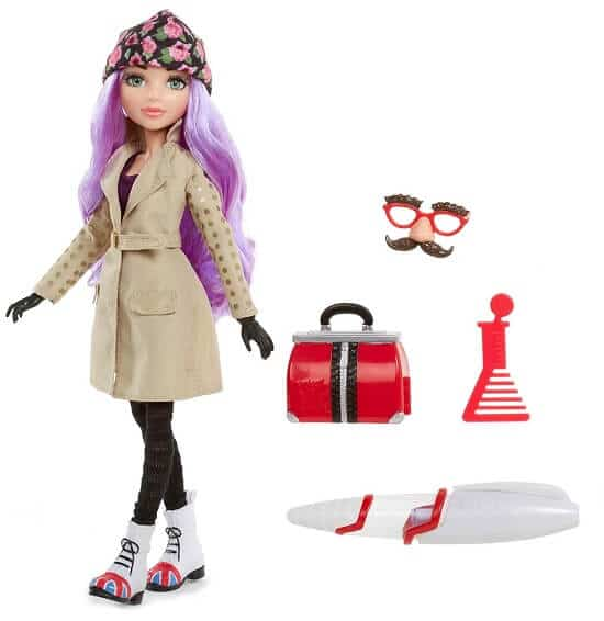 Project Mc2 Core Doll with Experiment- McKeyla's Invisible I