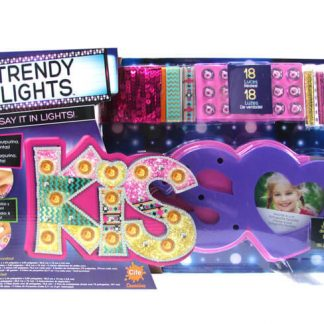 Trendy Lights KISS