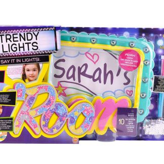 Trendy Lights Room