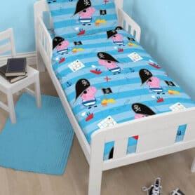 Gurli Gris - junior sengetøj