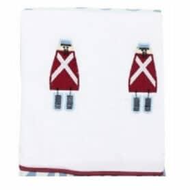 fairytale sengetøj med soldat