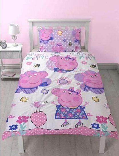 Gurli gris sengetøj