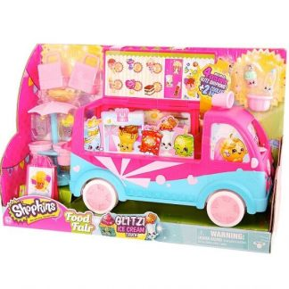 Shopkins-Ice-Cream truck