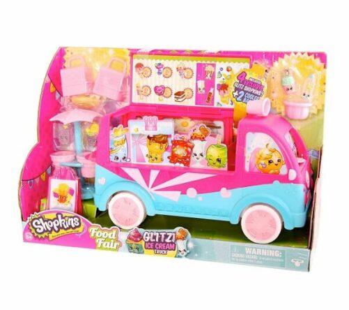 Shopkins-Ice-Cream truck