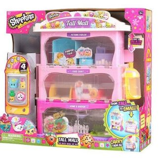 Shopkins Tall Mall