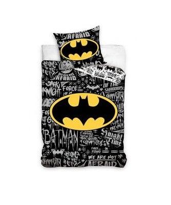 batman sengetøj Batman Sengetøj   BabyKidz batman sengetøj