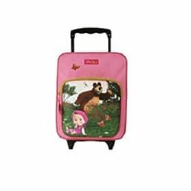 Masha og bjørnen trolley - rygsæk