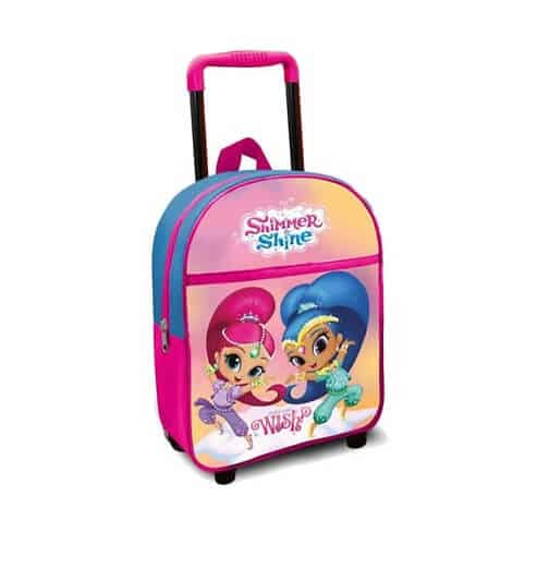 Shimmer and shine trolley