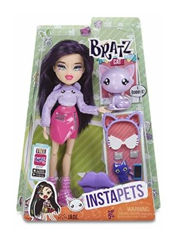 Bratz Doll Instapets - Jade