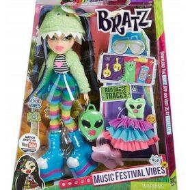 Bratz Music Festival Vibes Doll- EDM Jade