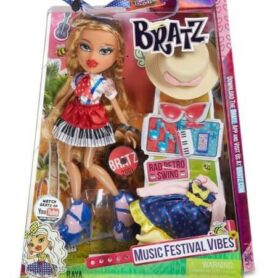 Bratz Music Festival Vibes Doll - Retro Swing Raya