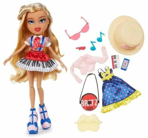 Bratz Music Festival Vibes Doll - Retro Swing Raya - Bratz Dukker