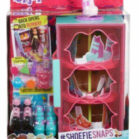 Bratz ShoefieSnaps Showcase