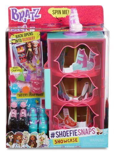Bratz ShoefieSnaps Showcase