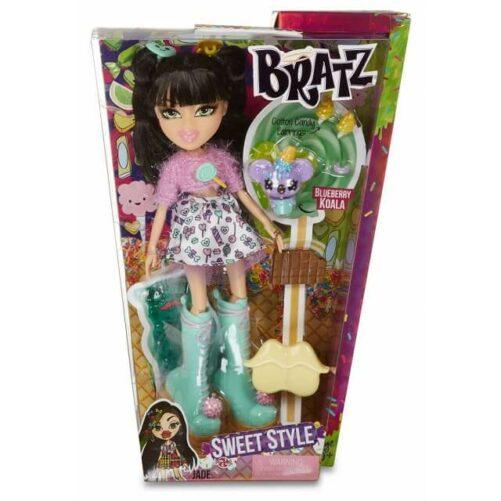 Bratz dukke - Sweet Style - Jade