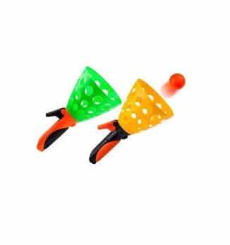Grib og skyd bold - boldfanger spil