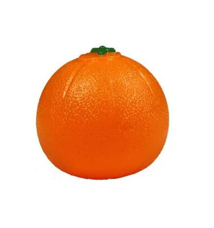 Splat Ball Orange - squishy