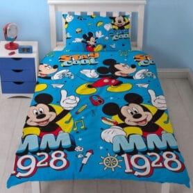 Disney sengetøj - Mickey Mouse sengetøj