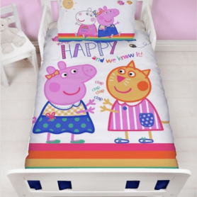 Gurli Gris Junior sengetøj