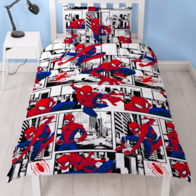 Spider-Man Metropolis Sengetøj