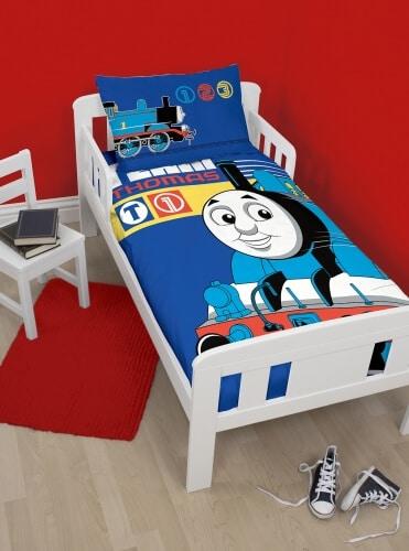 Thomas Tog sengetøj - Junior