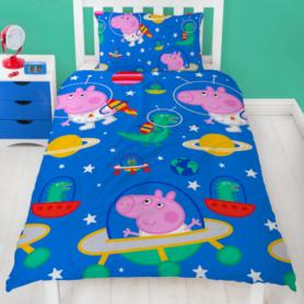 Gurli Gris sengetøj - Georg gris sengetøj