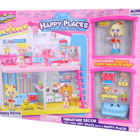 Shopkins Happy Places Dukkehus