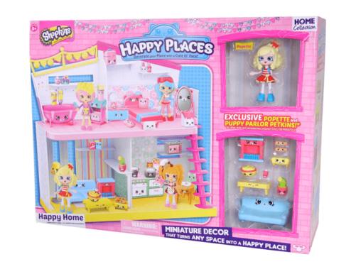 Shopkins Happy Places Dukkehus