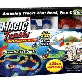Magic Track Super starter kit - Flexitracks