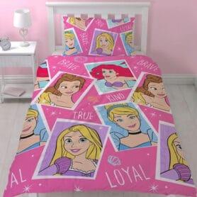 Disney Prinsesse sengetøj til børn