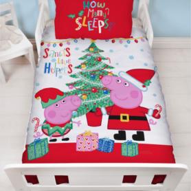 Gurli Gris - Junior sengetøj - jule design