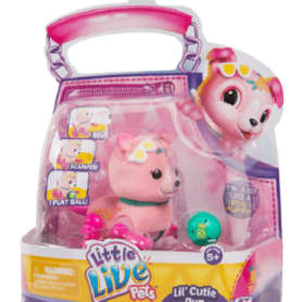 Little live pets hundehvalp - Shine-Apple