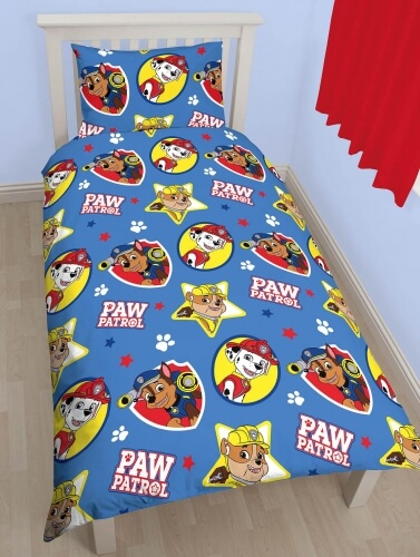 Paw Patrol Pawsome Sengetøj
