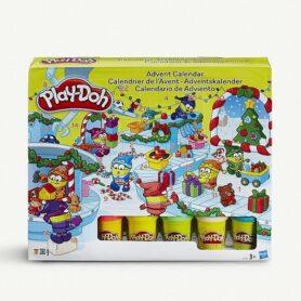 Play-Doh Julekalender 2018 - Modellervoks julekalender