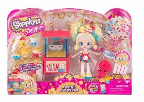 Shopkins Shoppies - Popette
