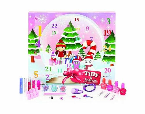 Tilly Make- up Julekalender 2018
