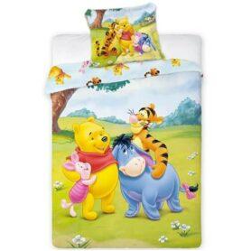 Peter plys junior sengetøj - peter plys sengetøj
