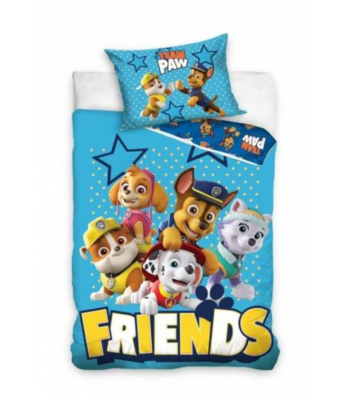 paw patrol junior 100x135