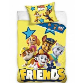 paw patrol junior 100x140